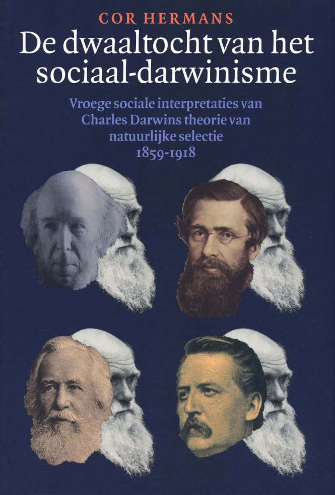 De dwaaltocht van het sociaal-darwinisme - cover