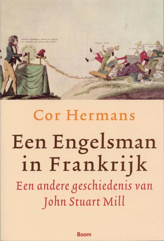 Een Engelsman in Frankrijk - cover