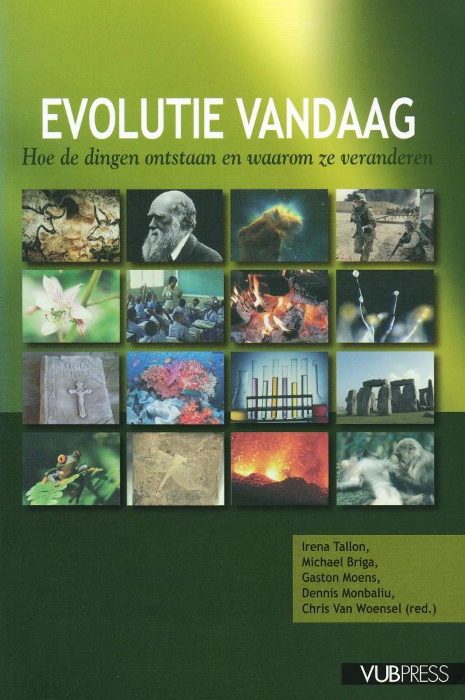 Evolutie vandaag - cover