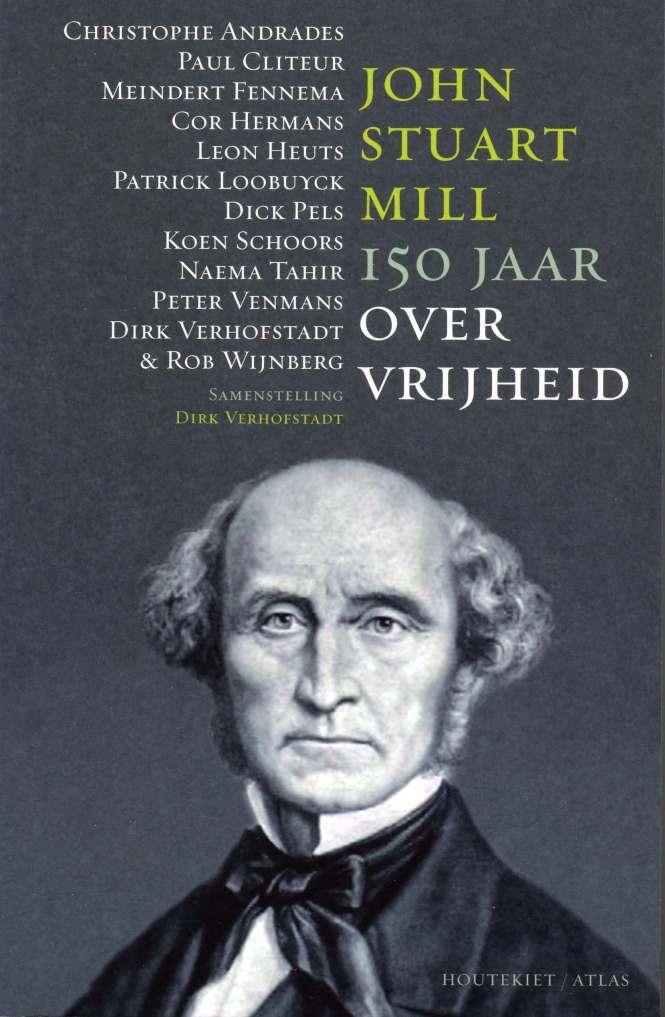 John Stuart Mill 150 jaar over vrijheid - cover