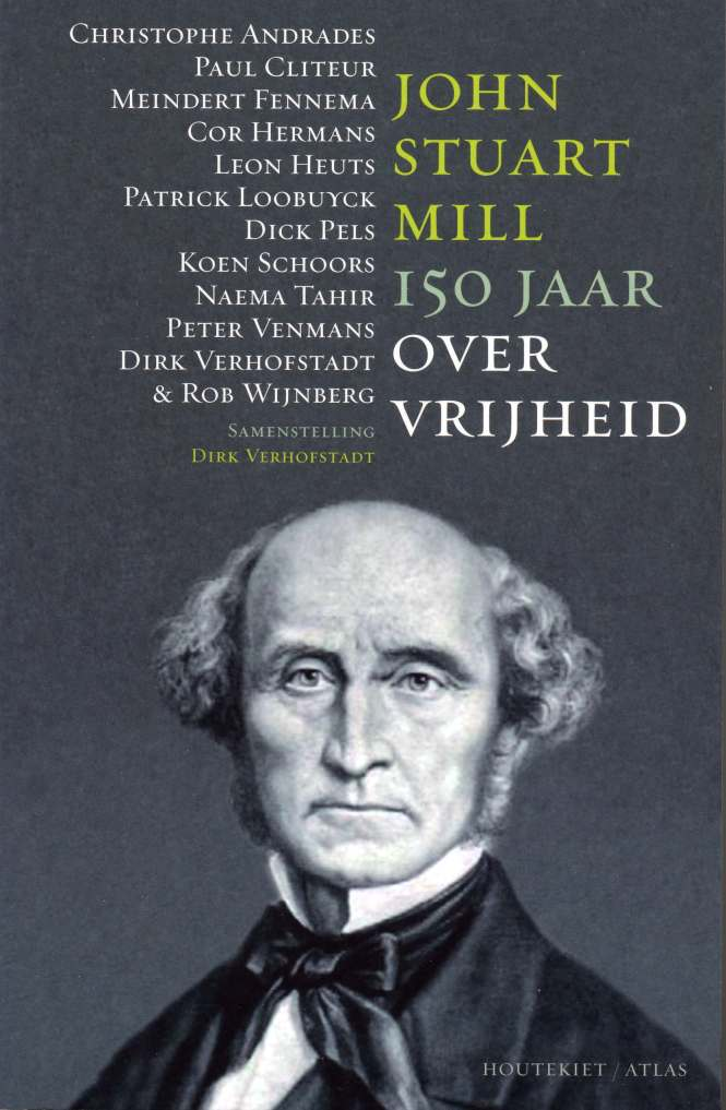 John Stuart Mill 150 jaar over vrijheid - cover