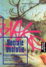 Sociale evolutie - cover