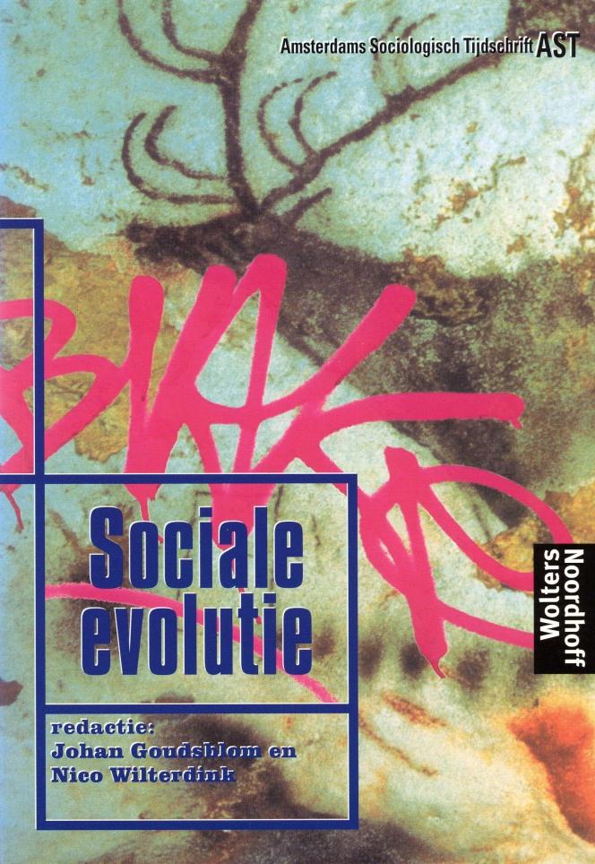 Sociale evolutie - cover