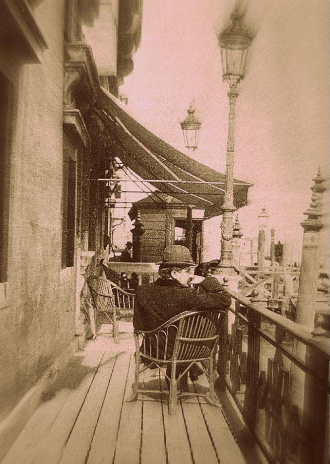 Marcel Proust Venice 1900