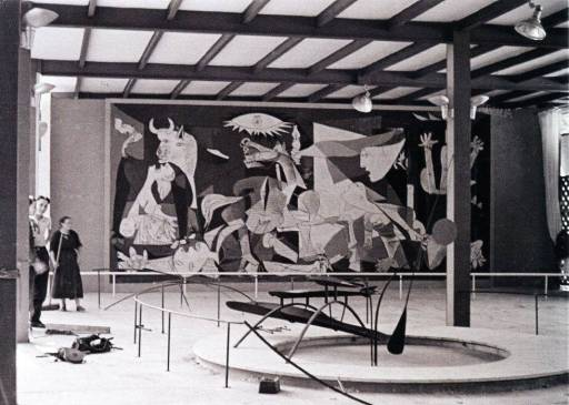 Picasso Guernica 1937